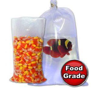 poly fish bag