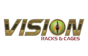 vision reptile rack | superior shipping supplies